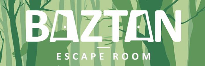 ESCAPE ROOM BAZTAN logotipoa