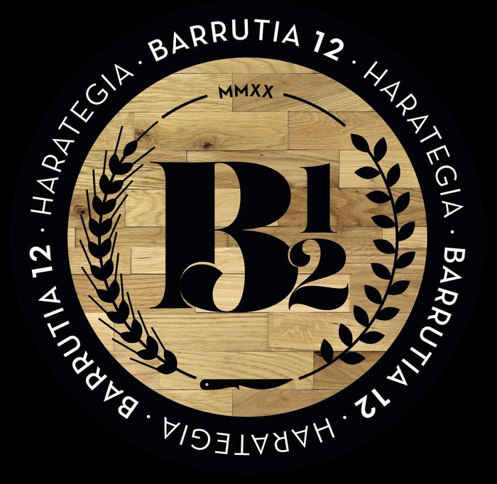 BARRUTIA 12 Harategia logotipoa