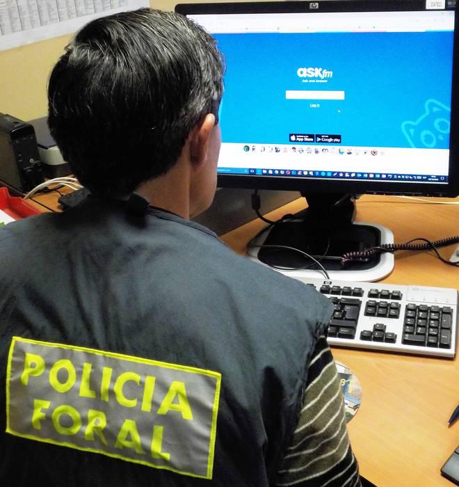 Lesakako bizilagun bat atxilotu dute Errenta Aitorpenaren zerbitzaria 'hackeatzeagatik'