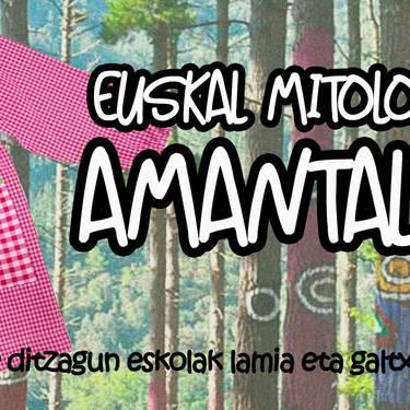 Euskal mitologia amantalak