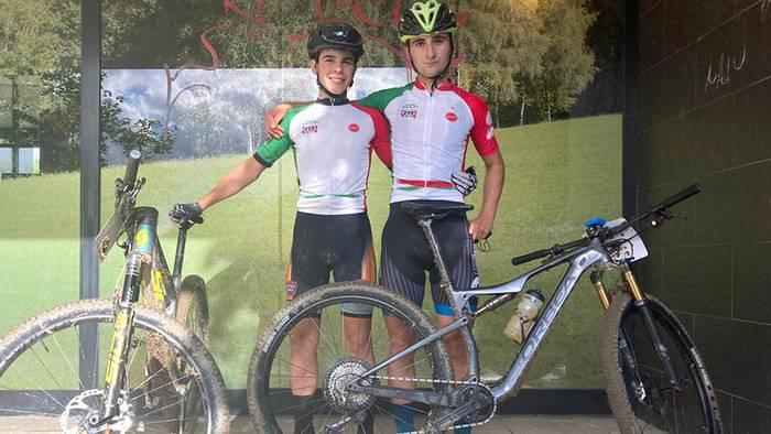 Euskadiko mendi bizikleta irekia irabazi dute Eneit Bertiz eta Koldo Herrera sunbildarrek