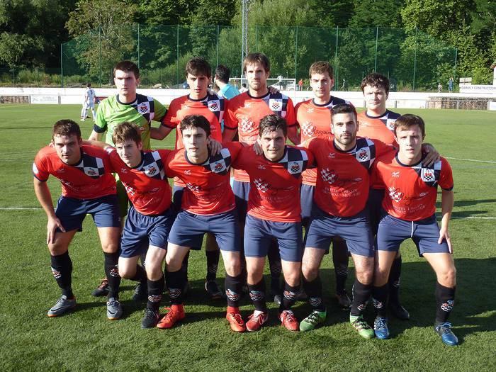 Nafarroako Gobernuak Giltxaurdi futbol zelaia konpontzeko 120.000 euroko dirulaguntza onartu du