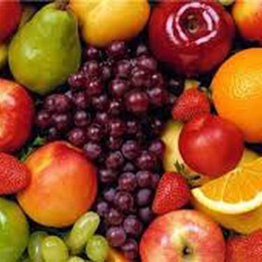 Fruta goxoak
