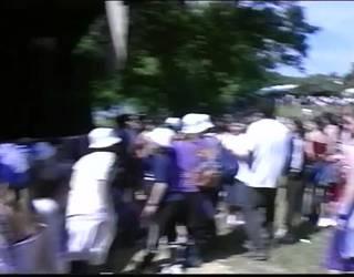 Gaur bezalako egun batean, 2000. urtean, Herri Urratsen Ttipi-Ttapa Telebistak egindako erreportajea