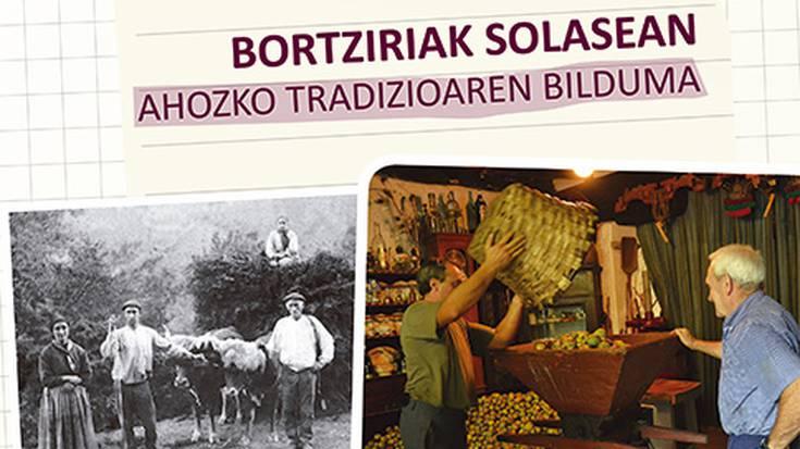 'Bortziriak solasean' liburuaren eta DVDaren aurkezpena Lesakan eta Beran