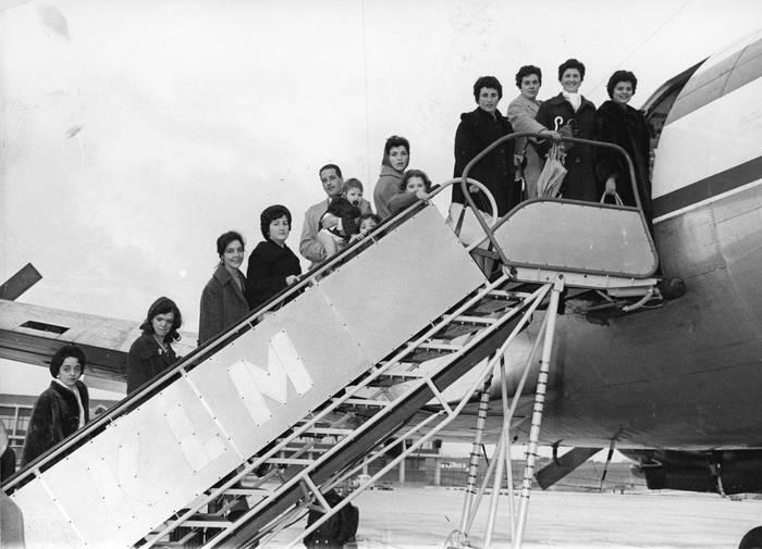 Nafarroatik Australiara joan zirenek eta senideek Boomerang Australia elkartea sortu dute