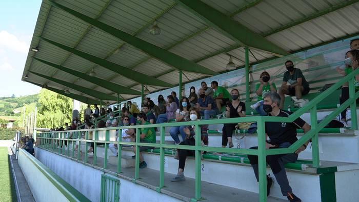 Bazkideek ere sarrera ordaindu beharko dute Beti Gazte futbol talde nagusiaren etxeko partidetan