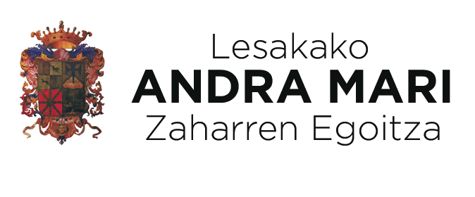 ANDRA MARI ZAHARREN EGOITZA