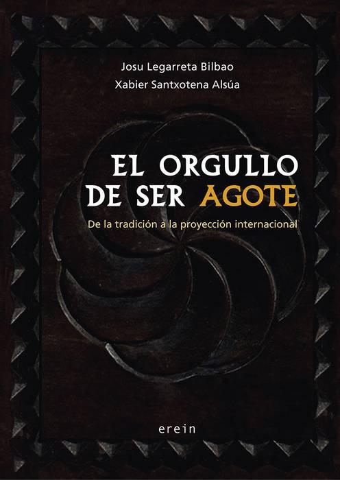 'El orgullo de ser agote' liburua aurkeztuko dute Arizkunen azaroaren 14an