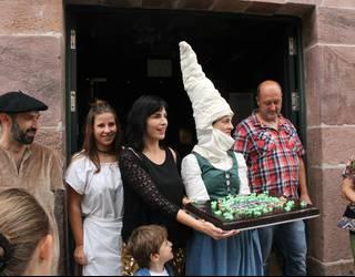 Zugarramurdiko Sorginaren Museoaren hamargarren urteurrena ospatu dute Xareta egunean