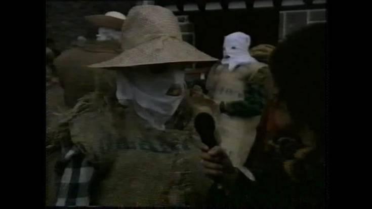 Lesakako inauteriak 1999an