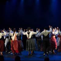 Oberena dantza taldea Zubietan ariko da igandean