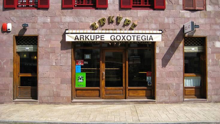 ARKUPE GOZOTEGIA Elizondo