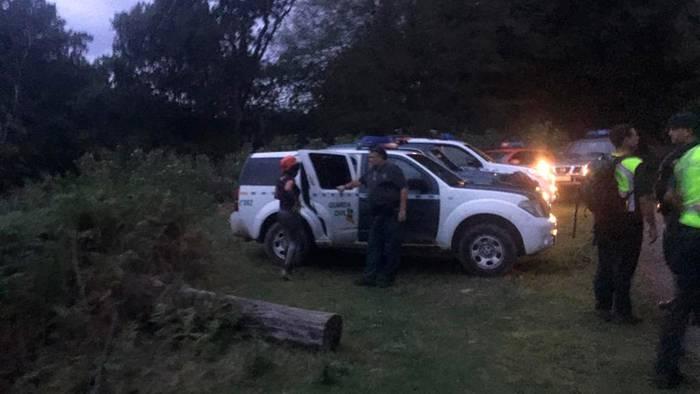 Guardia Zibilek Etxalarren galduta zebilen emakume bat aurkitu eta atxilotu egin dute
