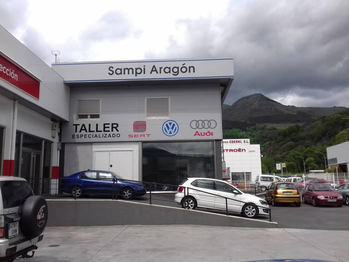 SAMPI ARAGON portada