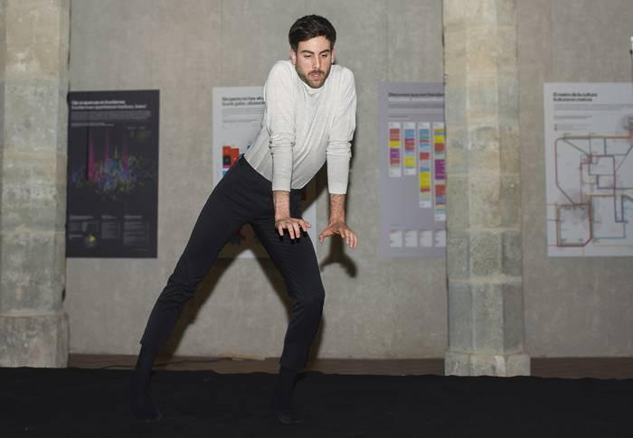 Max Sarietako finalista da Martxel Rodriguez dantzari lesakarra