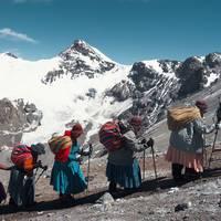 [M8 agenda]: 'Cholitas' dokumentala pantailaratuko dute Leitzan