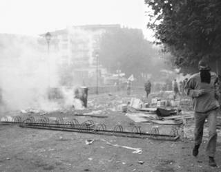 Duela 25 urte istiluak izan ziren Berako Nafarroa Oinez gogoan
