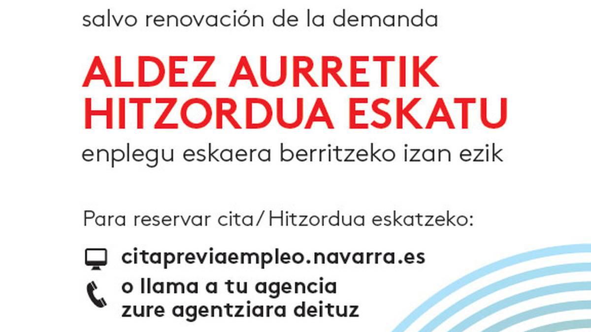 Nafar Lansarek aldez aurretiko hitzorduaren bidez Doneztebeko agentzian ere arreta emanen du