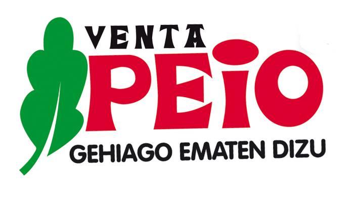 VENTA PEIO logotipoa