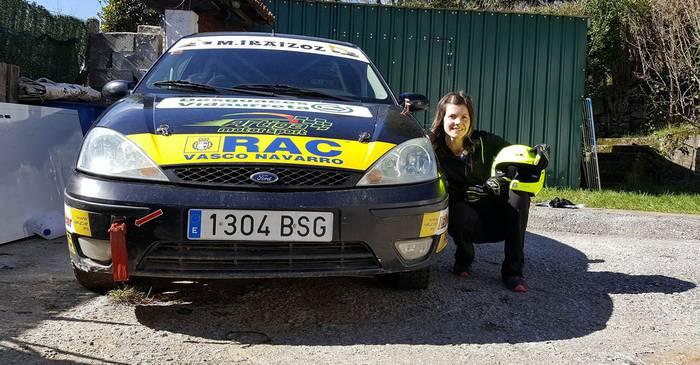 Asfalto eta lur gaineko Nafarroako rally txapelketak irabazi dituzte Bortzirietako gidariek