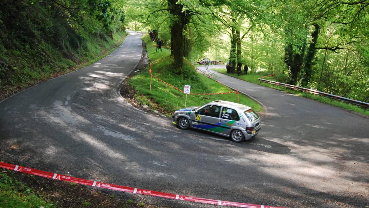 41 parte-hartzaile izan dira Izpegiko II. Rally Igoeran