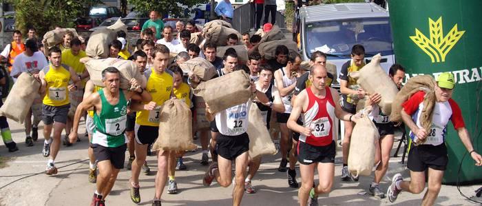 Urdazubiko Kontrabandisten Lasterketa Maratoi Erdi bilakatuko da aurten