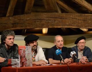 'Txistulari' aldizkariak argitara eman du Larraldetarrek Baztango sagar eta soka dantzen inguruan egindako ikerketa lana