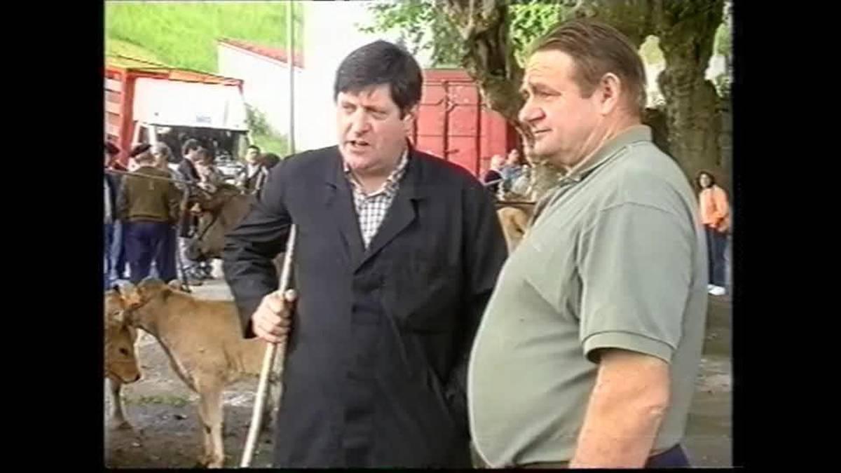 Udaberriko feriak Donezteben 2000. urtean