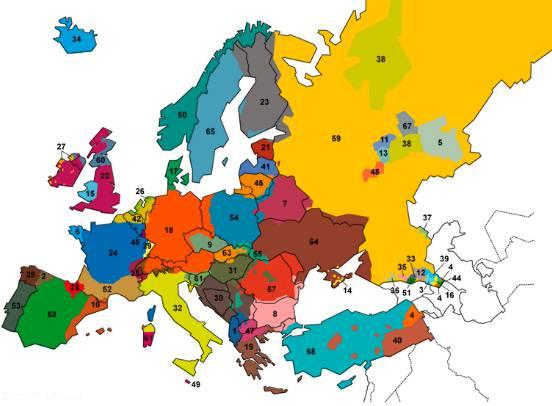 Asteazkenean ospatuko da Hizkuntzen Europako Eguna