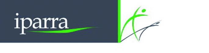 RAUL IPARRAGIRRE FISIOTERAPEUTA logotipoa
