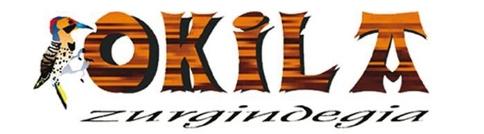 OKILA ZURGINDEGIA logotipoa