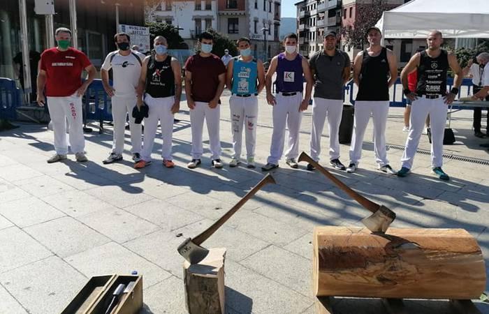 Euskadiko hirugarren mailako finaletik kanpo gelditu dira Jon Telletxea eta Oier Larretxea