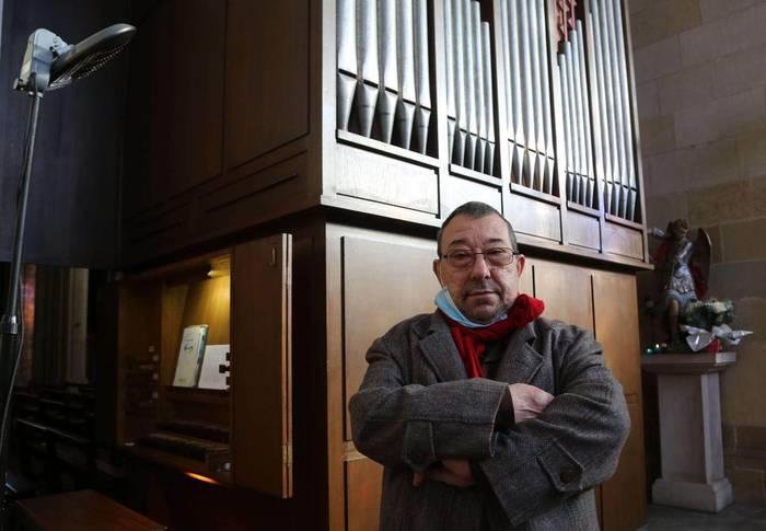 Organo kontzertua izanen dute Lesakako elizan ekainaren 13an